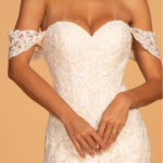 WEDDING DRESS IVORY CHAMPAGNE GL2591