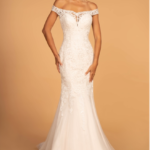 WEDDING DRESS IVORY CREAM 2593