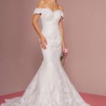 WEDDING DRESS IVORY CREAM 2594